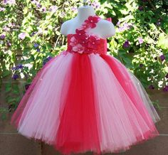Raspberry Pink Tutu Dress For your little darling..#tutudresIndia Size: 2-3 years