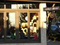 Skillet Diner!!! :) sooo good seattle food