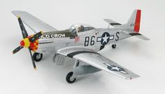 "Hobby Master 1:48 North American P-51D Mustang ""Old Crow"", USAAF, Signature Edition"