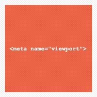 Viewport Meta Tag for Responsive Website ใช้เพื่อทำให้ Scale ของ Website ถูกต้องเมื่อแสดงผลบน Mobile Device เช่น iPhone/iPad