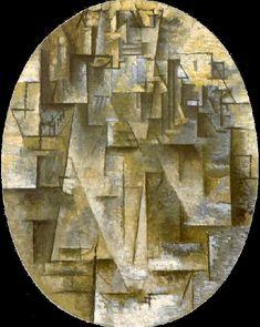La pointe de la Cité 1911. Pablo Picasso (1881-1973)