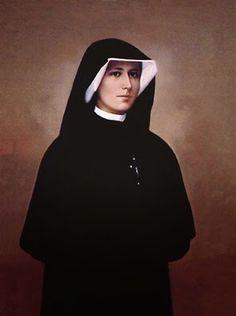 Santos, Beatos, Veneráveis e Servos de Deus: Santa Maria Faustina Kowalska, Virgem e Mística. A...