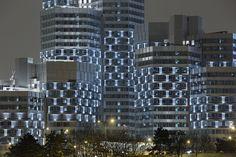 Torres Pont de Sèrves – Renovación Citylights / Dominique Perrault Architecture