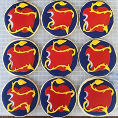 Descendants Cookies Decorated Cookies Pinterest