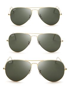 Largest Ray Ban Aviator Size