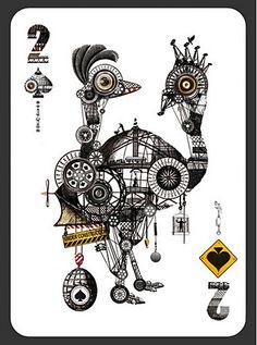 52 aces / deck