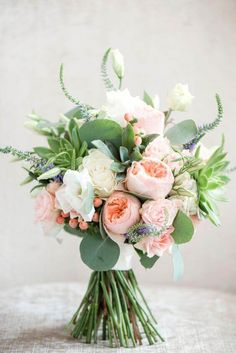 Did you already decide if you want to be the only one with a flower bouquet or should your bridesmaids have their own wedding bouquets? For more go to wedwithbliss.com