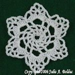 Filet Center Snowflake (other patterns to check out on this site)