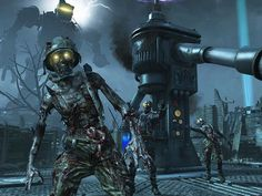 Call of Duty: Advanced Warfare Confirmed to Bring Back Zombies