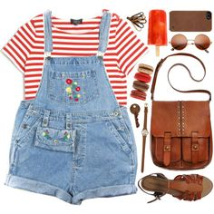 """DAY WEAR - OK"" by pretty-basic on Polyvore"