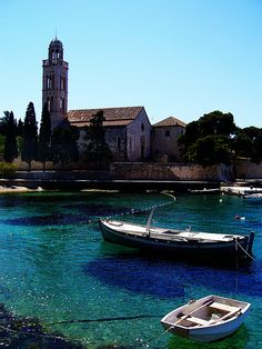 Croatia. My friend Nedra has been living here for the past few months. So jealous!