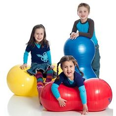 The Sensory Kids Store offers: Think Outside the Ball! A perfect saddle seat for children through teens who yearn to wiggle but need more stability than a traditional ball chair, exercise ball chair or therapy ball. The Peanut Ball encourages balance and… Sensory Rooms, Autism Sensory, Sensory Activities, Sensory Play, Sensory Motor, Play Activity, Activity Room, Motor Activities, Educational Activities
