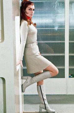Catherine Schell as Maya.