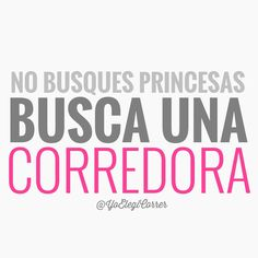 No busques princesas