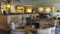 Saffron Walden Clubhouse Design, Golf Clubs, Conference Room, Bar, Table, Interiors, Furniture, Home Decor, Image