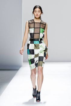 Sportmax Spring 2013 Ready-to-Wear Collection