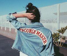 Trouble Maker #attitude