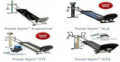 Total Gym Flex for Sale | New Home Gym No Assembly Required