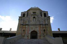 Obispado main entrance (bishop's house) Monterrey, Nuevo Leon