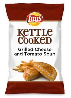 Wouldn't Grilled Cheese and Tomato Soup be yummy as a chip? Lay's Do Us A Flavor is back, and the search is on for the yummiest flavor idea. Create a flavor, choose a chip and you could win $1 million! https://www.dousaflavor.com See Rules.