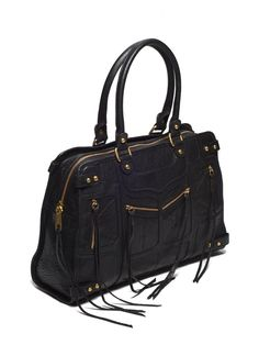 Rebecca Minkoff. Love this classic black bag.