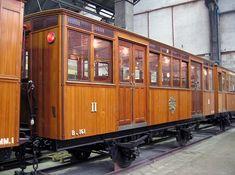 Paris Subway Cars 1900