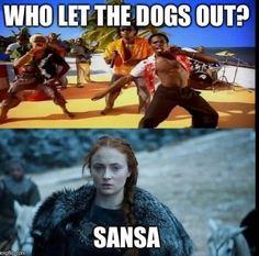17 Imágenes que te harán reír si viste el último capítulo de Game of Thrones