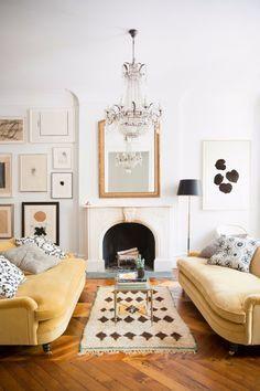 15 Reasons Why You Need A Yellow Sofa SofaRoom SetLiving Room Furniture