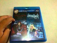 UNBOXING | Paquete doble Blu Ray - La Chica De La Capa Roja & SUCKERPUNCH.