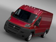 max obj 3ds fbx c4d lwo lw lws 1 Ram Promaster Cargo 1500 HR 136WB 2015  The model is created in real units of measurment. All car parts are correctly named. Model is created in Autodesc Maya 2012,  visualization (rendering) - Mental Ray 3.01.   Autodesc Maya mb file contains all the Mental Ray materials and render setup.  Other formats are without Mental Ray materials. Model is high poly and high quality.