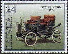Latvian vehicles