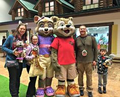 Colorado has a new Great Wolf Lodge! This Colorado Springs  family resort has an  indoor water park, access included free with your stay. It also includes a dry Adventure Park, with high ropes course, climbing wall, miniature golf, mining for gems, and more.