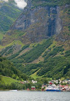 Undredal, Sogn og Fjordane Fylke, Norway