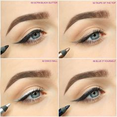 Image result for BOURJOIS CONTOUR CLUBBING WATERPROOF blue it yourself