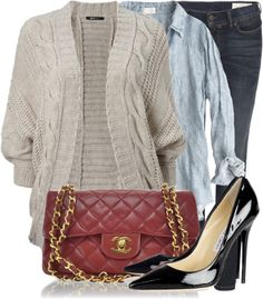 """""""street chic #5"""" by lulu-belle-love on Polyvore"""