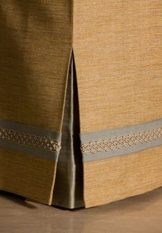 Samuel and Sons #trim Passementerie Available through #threetreesinteriors