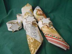 Weihnachten Napkin Rings, Home Decor, Work Shop Garage, Christmas, Creative, Decoration Home, Room Decor, Home Interior Design, Napkin Holders