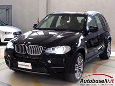 BMW X5 XDRIVE40D ATTIVA AUTOMATICA 306CV Steptronic + Navigatore professional + Bi-xeno + Interno in pelle + Cruise control + Bluetooth + Cerchi in lega 20 + Park distance control ant/post + Climatizzatore bi-zona + Radio cd + Comandi al volante + IVA ESPOSTA + Unico prop + del 2013