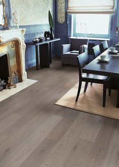 Quick-step Parquet Palazzo Old Grey Oak Matt Engineered Flooring