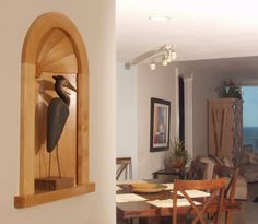 wall alcove decorating ideas - Google Search