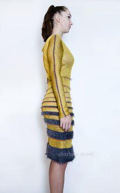 Beetle Dress on the RISD Portfolios
