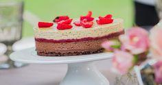 torta melanzane e cioccolato knam