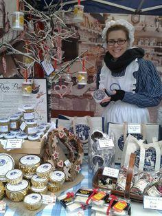 Lancashire Christmas market - 2013