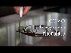 Vamos Pra Cozinha #03 | Dica: Como temperar chocolate