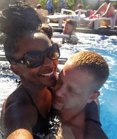 Interracial Couples...Cute ♥ — judithsnaturalhair: ♥ The Look ...