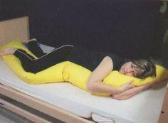Lagern - Claudia Weber - Basale Stimulation & Kinästhetik