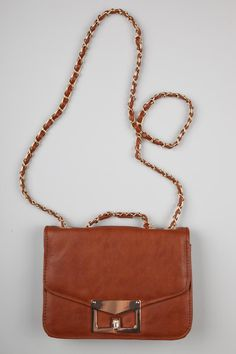 Soft leather sling bag with the most beautiful handmade badge ...