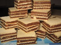 Cream Cheese Flan, Romanian Desserts, Delish, Biscuits, Sweet Treats, Sweets, Homemade, Food, Cakes