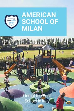 see the post for more! Discover American School of Milan, one of the best private American schools to study in Europe, Italy, Milan. American international schools destinations. spots, ideas, places in Milan. best schools for international students