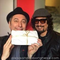 Ringoti è piaciuta la mia pasta fresca? ;-))) Tra poco on air suVirgin Radio #Ale4Ristoranti#pastafresca
